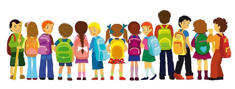 Skolebørn
