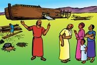 Picture 6: Noah's Ark