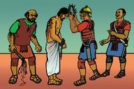 Picture 16: Jesus Suffers