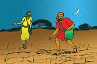 Picture 6. Evil Men Sow Weeds