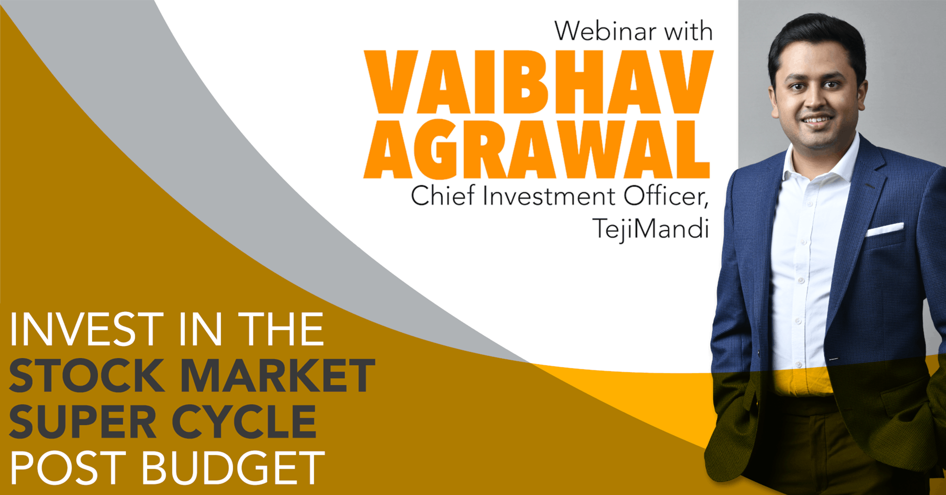 Webinar - Invest in Stock Market Super Cycle