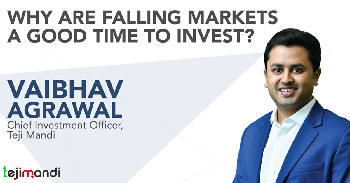 Webinar - Why are falling markets a good time to invest?
