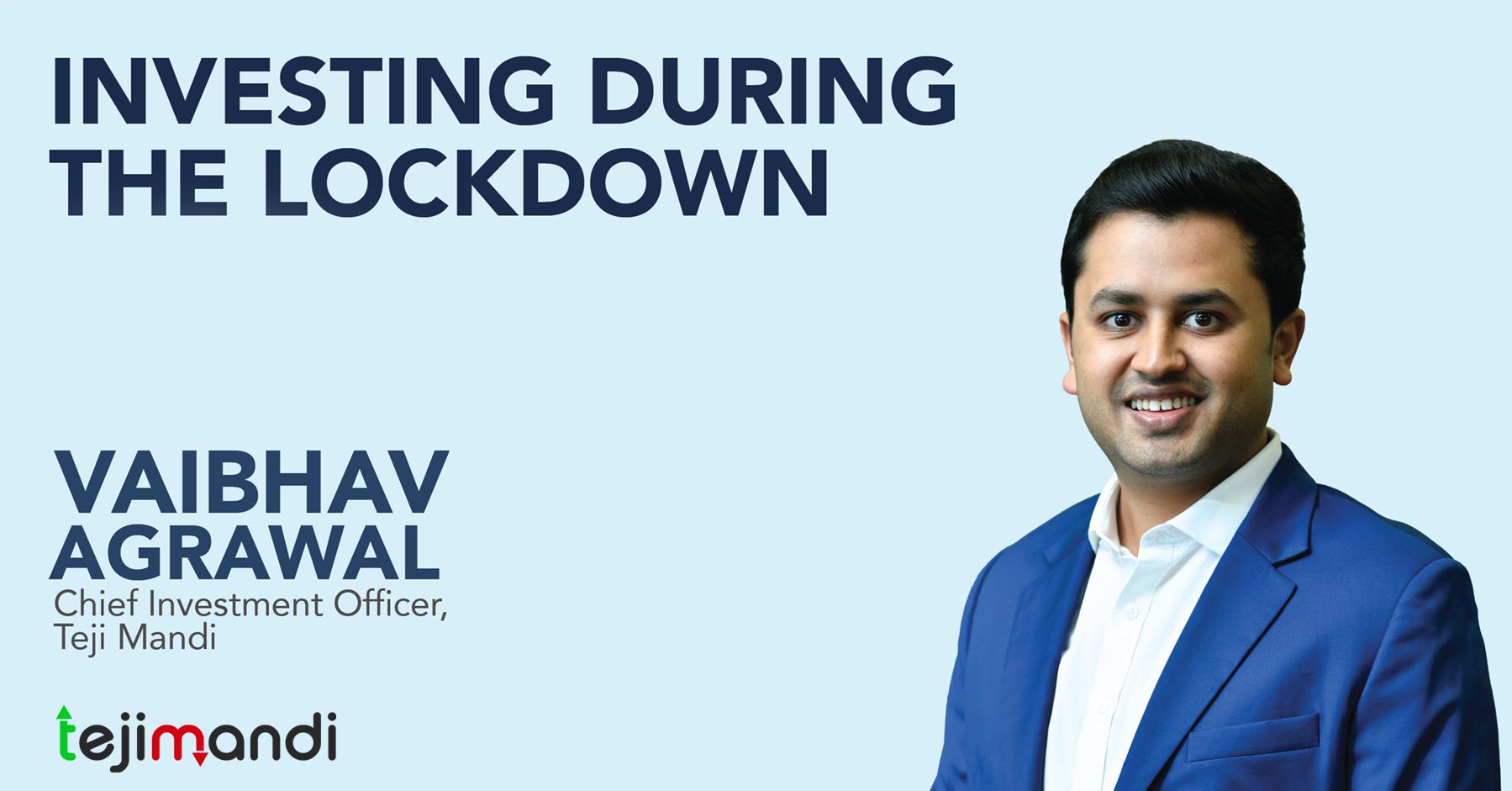 Webinar: Investing during the Lockdown